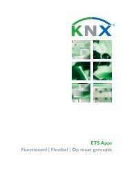 ETS Apps Functioneel | Flexibel | Op maat gemaakt - KNX