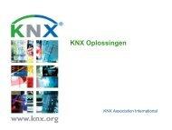 Oplossing - KNX