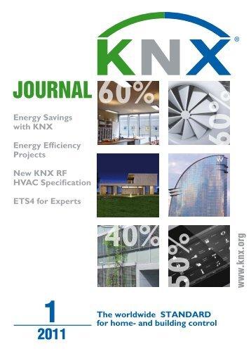 KNX Journal 2011-1