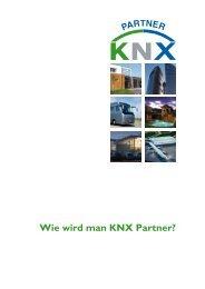 Wie wird man KNX Partner?