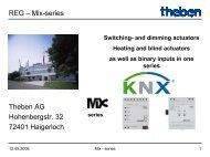 10 Theben Glaser_e - KNX