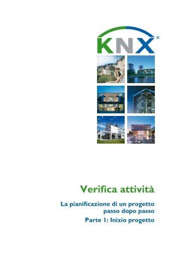 Verifica attività - KNX