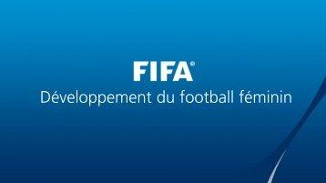 Développement du Football Féminin - FIFA.com