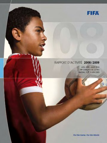 Rapport d'activité 2008/2009 - FIFA.com