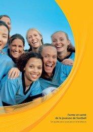 Forme et santé de la joueuse de football - FIFA.com