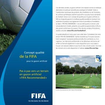 Maintenance Guide - FIFA.com