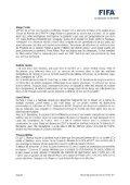 Circulaire n01282 Zurich, le 2 novembre 2011 SG/ jle ... - FIFA.com - Page 5