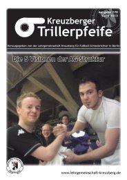 Trillerpfeife April 13 - LG Kreuzberg