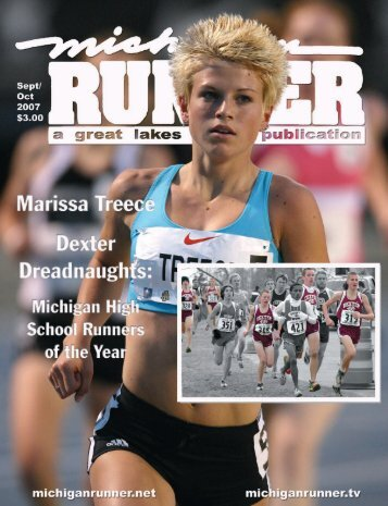 In This Issue - Michigan Runner