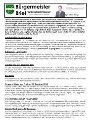Bürgermeisterbrief (153 KB) - St. Koloman
