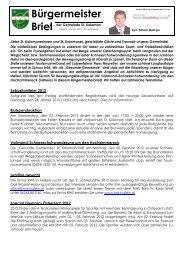 Bürgermeisterbrief (203 KB) - St. Koloman