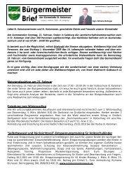 Bürgermeisterbrief (111 KB) - St. Koloman