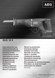 BUS 18 X