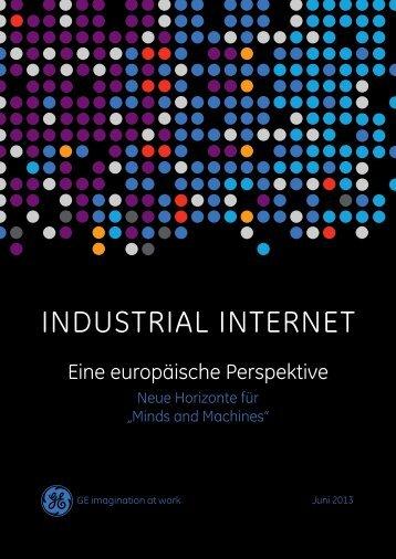 INDUSTRIAL INTERNET - Handelsblatt
