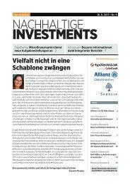 Tor für Mikrofinanz - Handelsblatt