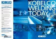 Kobelco Welding Today Vol.15 No.1 2012