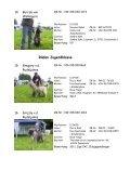 Austellungsergebnisse Clubschau 2006 Südrussischer Owtscharka - Page 5