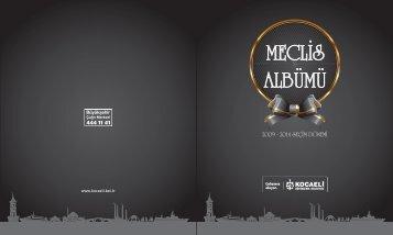2014 Meclis Albümü için Tıklayın - Kocaeli Büyükşehir Belediyesi