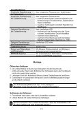 Zutritt/ Produktinformation Türcode CODELOCK ... - René Koch AG - Seite 5
