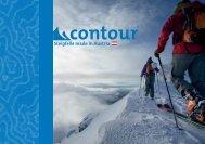 contour Katalog 2013 - Kochalpin