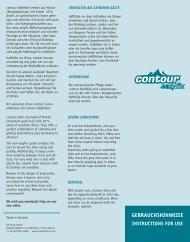 contour easyfix - Koch alpin GmbH