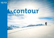 contour Katalog 2012 - Koch alpin GmbH