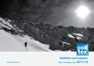 colltex Katalog 2011 - Koch alpin GmbH