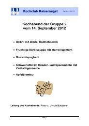 Rezept als PDF herunterladen - Kochclub Kaiseraugst