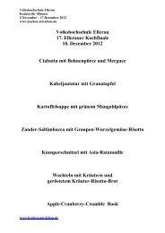 Download der Rezepte im pdf-Format - Kochen-mit-Klaus.de