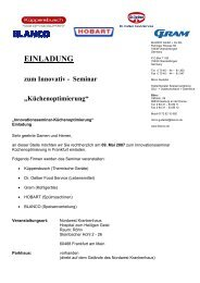 Einladung [PDF 422 KB] - Kochwelt
