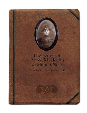 Letters of Alfred Hoehn - Kodak