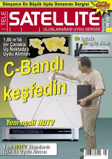 Uzman görüsü - TELE-satellite International Magazine