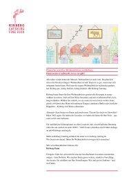 Planen Sie jetzt Ihre Weihnachtsfeier mit Kirberg ... - Köln Locations