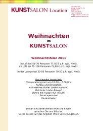 Weihnachten - Köln Locations