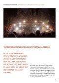 VectorWorks spotlight beleuchtet Metallica-tournee - Seite 2