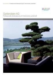 Gartenideen AG: Professionelle Gartenplanung. - Koelncad.de