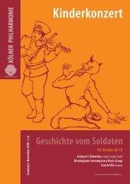 Download PDF - Kölner Philharmonie