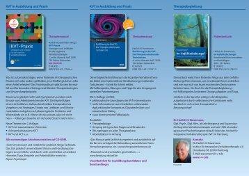 Veröffentlichungen von Harlich H. Stavemann (PDF)