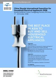 The BesT Place in asia To Buy and sell household elecTrical ...