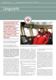 Seenotretter im vergangenen Jahr über 2000 Mal im Einsatz auf ...
