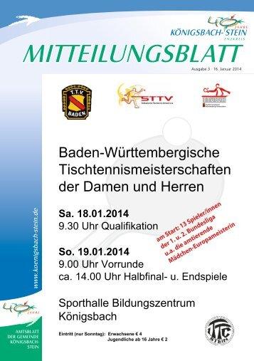 Koenigsbach-Stein KW 03 ID 81443 - Gemeinde Königsbach-Stein