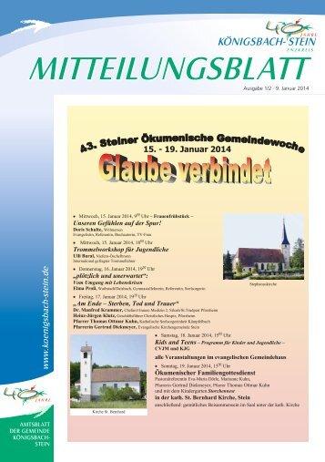 pdf herunterladen - Gemeinde Königsbach-Stein