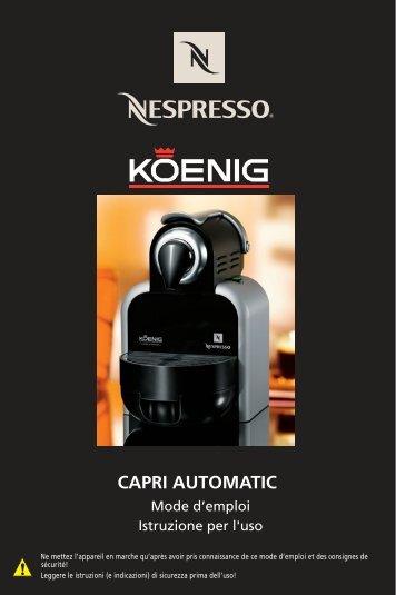 CAPRI AUTOMATIC - Koenig