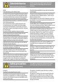 Bedienungsanleitung Instruction Manual - Nespresso - Seite 2