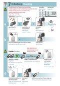 Bedienungsanleitung Instruction Manual - Nespresso - Seite 7