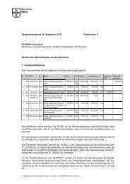 2013-09-16_T06_Kreditabrechnungen [PDF ... - Gemeinde Köniz
