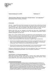 2013-06-24_T13_VO1305_Handyverbot [PDF ... - Gemeinde Köniz