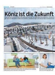 Diese will dem steten Verlust von Kulturland und ... - Gemeinde Köniz