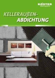 KellerAußen- Abdichtung - Bau-Cosmos.de