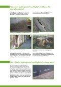 Horizontalsperren gegen aufsteigende Feuchtigkeit im ... - Koester.eu - Seite 2